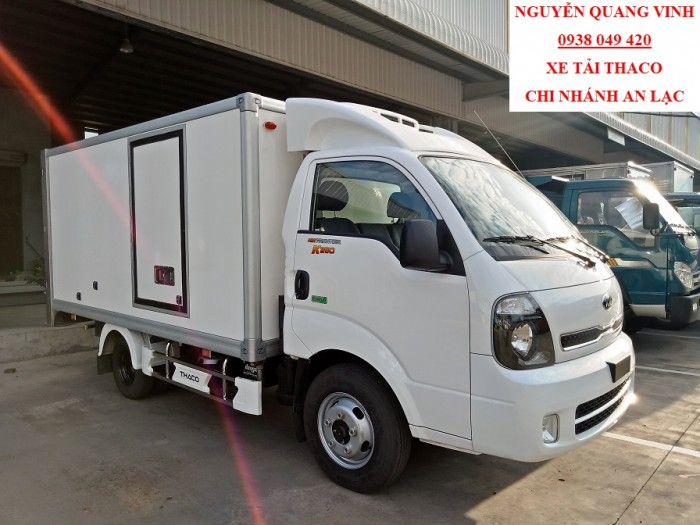 Xe Động Lạnh - Kia K250 Thaco Trường Hải - Tải Trọng 1tấn9 - Bán Xe Trả Góp 5