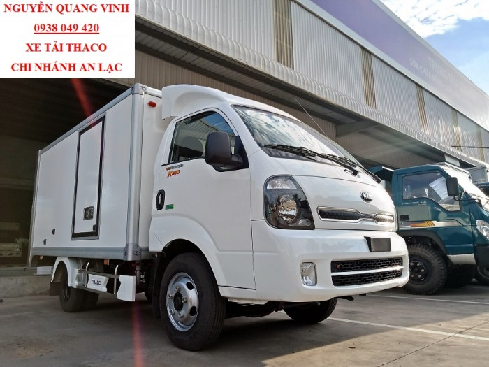 Xe Động Lạnh - Kia K250 Thaco Trường Hải - Tải Trọng 1tấn9 - Bán Xe Trả Góp 3