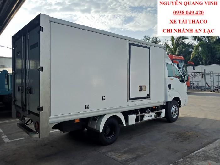 Xe Động Lạnh - Kia K250 Thaco Trường Hải - Tải Trọng 1tấn9 - Bán Xe Trả Góp 2
