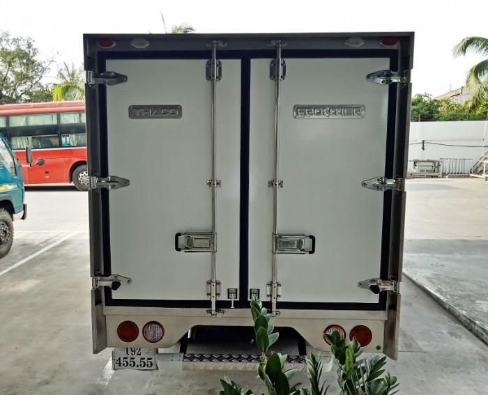 Xe Động Lạnh - Kia K250 Thaco Trường Hải - Tải Trọng 1tấn9 - Bán Xe Trả Góp