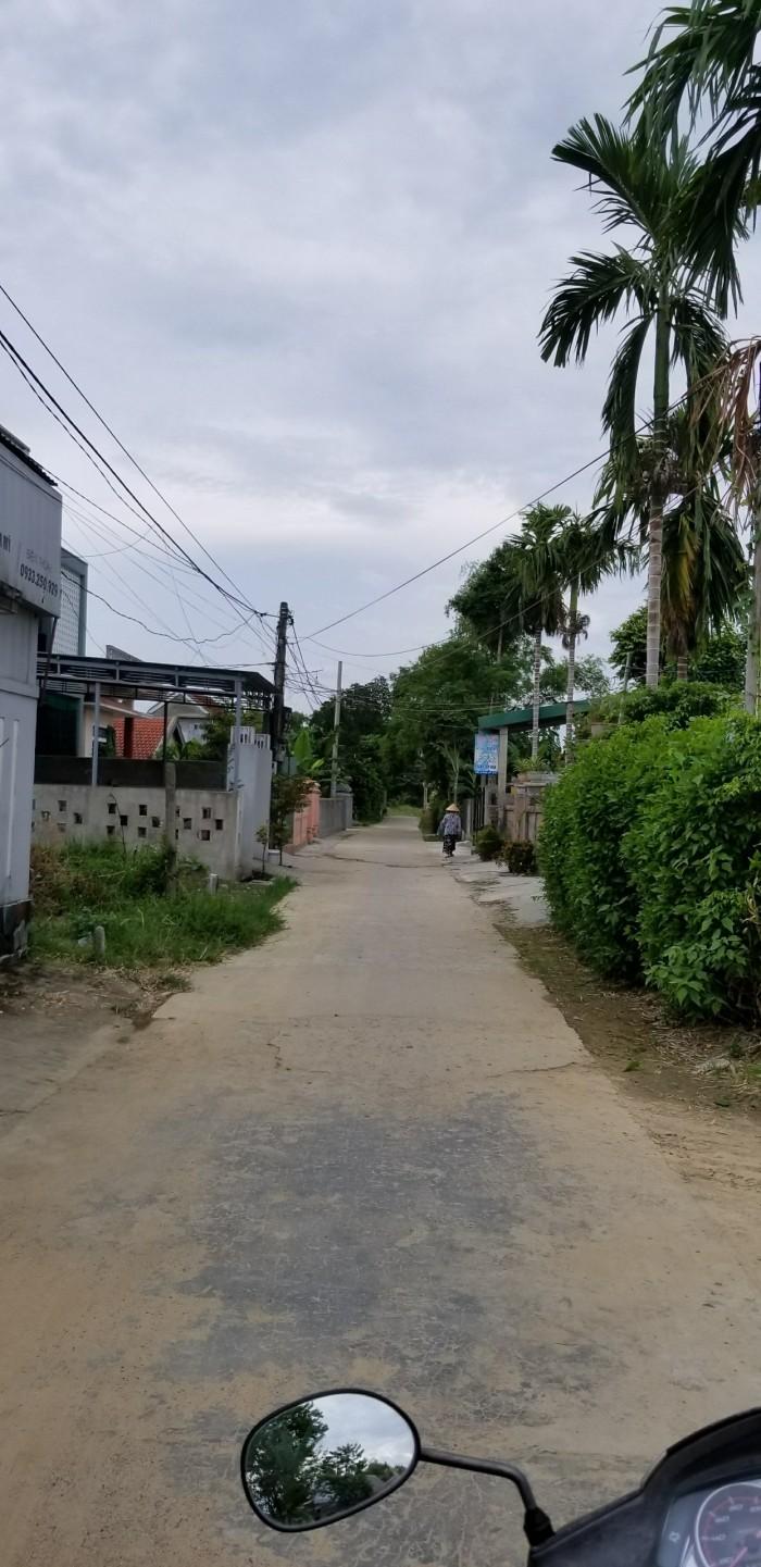 Bán đất khổ đẹp 125 m2 (5x25m) mặt tiền khu Dưỡng Mong, Phú Vang, Huế.
