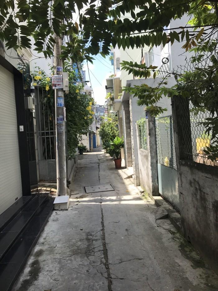 Bán nhà hẻm 3m đường Huỳnh Văn Bánh p14 quận Phú Nhuận