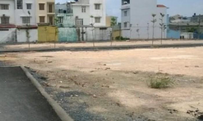Bán đất thổ cư 100%,SHR, Bình Chánh, mặt tiền đường Trần Đại Nghĩa, ngay KCN Lê Minh Xuân.