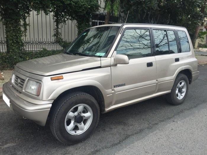 Suzuki Vitara sản xuất năm 2003 Số tay (số sàn) Động cơ Xăng