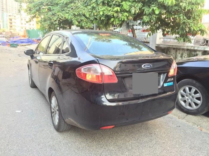 Bán em Ford Fiesta 2012 đen số sàn xe cực zin luôn nha.