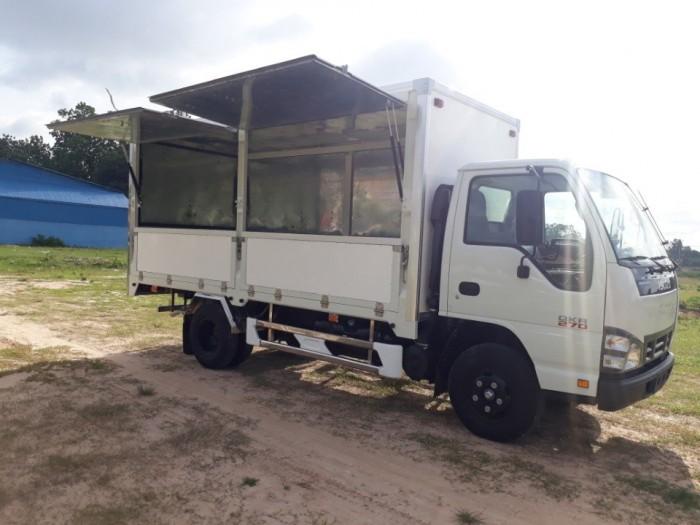 Khuyến mãi mua xe tải isuzu 1t9 thùng cánh dơi, bán hàng lưu động - Trả trước 80 triệu giao luôn xe - Gọi 0978015468 (Mr Giang 24/24)