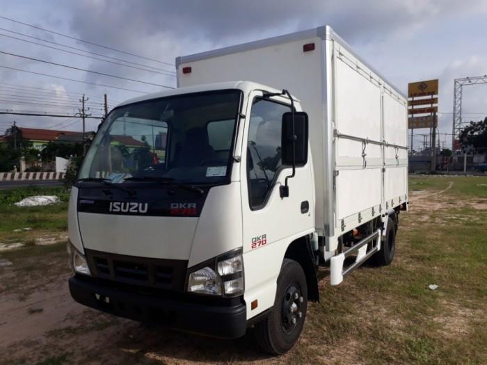 Xe tải isuzu 1t9 thùng cánh dơi, bán hàng lưu động - Trả trước 80 triệu giao luôn xe - Gọi 0978015468 (Mr Giang 24/24)