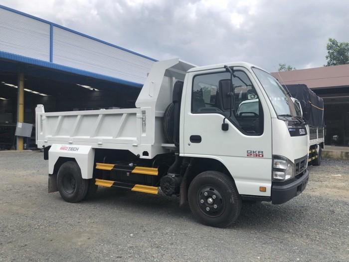 Bán xe tải ben isuzu 2t4 - Trả trước 100 triệu giao xe luôn - Gọi 0978015468 (Mr Giang 24/24)
