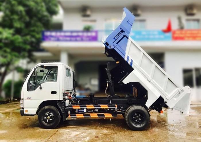 Khuyến mãi mua xe tải ben isuzu 2t4 - Trả trước 100 triệu giao xe luôn - Gọi 0978015468 (Mr Giang 24/24)