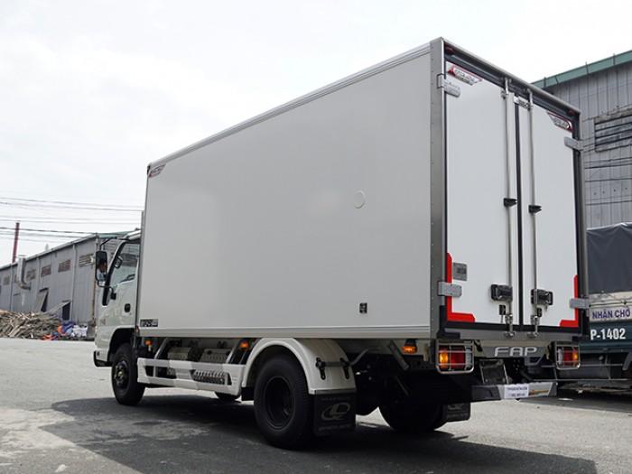 Bán xe tải isuzu 1t9 thùng đông lạnh trả góp lãi suất thấp - Trả trước 100 triệu giao xe luôn - Gọi 0978015468 (Mr Giang 24/24)