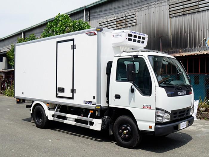 Xe tải isuzu 1t9 thùng đông lạnh - Trả trước 100 triệu giao xe luôn - Gọi 0978015468 (Mr Giang 24/24)