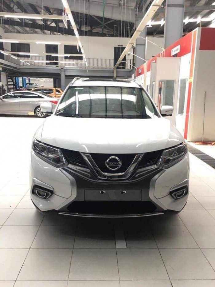 Nissan Xtrail SV Luxury 2018