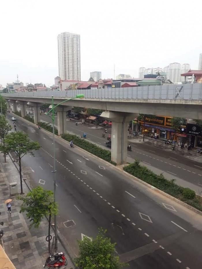 Mặt phố Quang Trung, Hà Đông, 52m2, 4 tầng, MT 4,8m