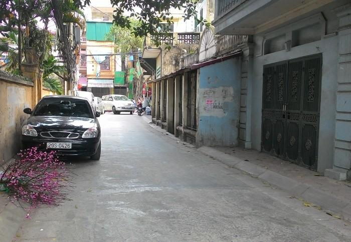 Bán đất phố Quan Nhân, 115m, MT12m, ngõ ô tô 7 chỗ, phù hợp mọi nhu cầu đầu tư.