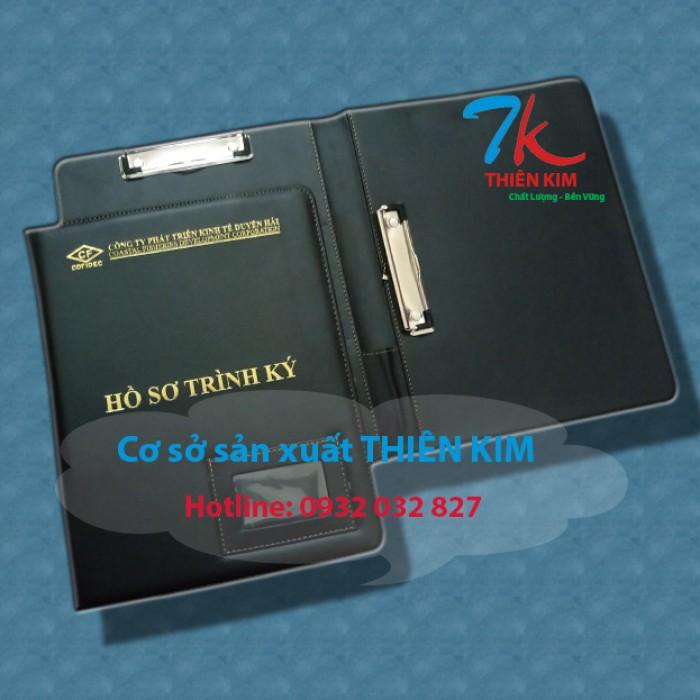 Chuyên làm bìa sổ hở còng, cung cấp bìa kẹp tiền, làm bìa trình ký, bìa folder,1
