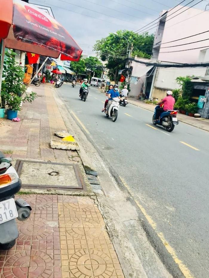 Chính Chủ Bán Nhanh Lô Đất Ngay Chợ Phú Phong, Thuận An, Bình Dương, Mặt Tiền Kinh Doanh