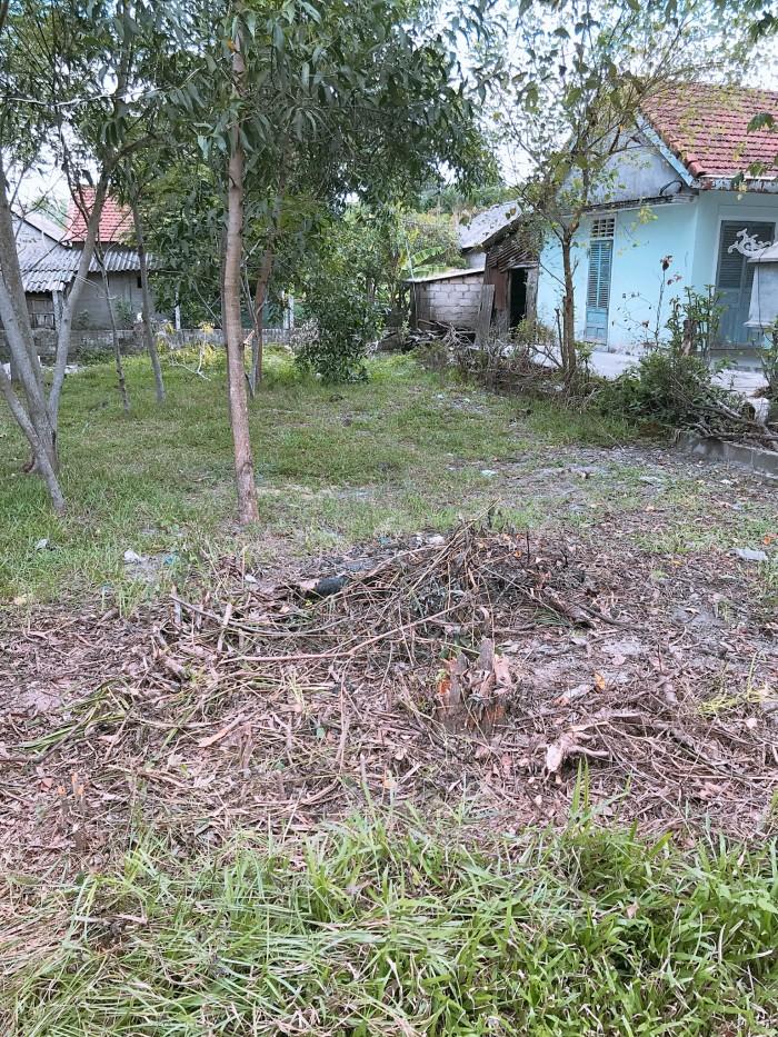 Đất mặt tiền Nguyễn Văn Chư - Hương Thủy, gần sân bóng Thủy Phương, 212m2
