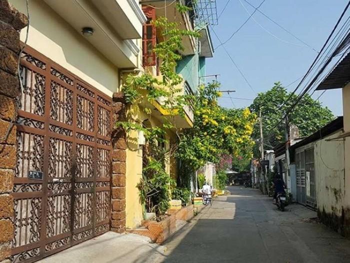 Bán mặt tiền Trần Não, P.Bình An, Quận 2, 280m2.