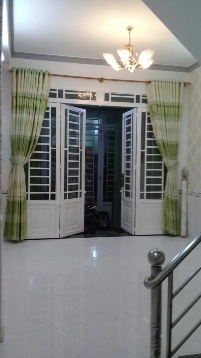 Bán nhà hẻm 2279 đường Huỳnh Tấn Phát KP6, Nhà Bè,Tp Hồ Chí Minh .DT 28m2