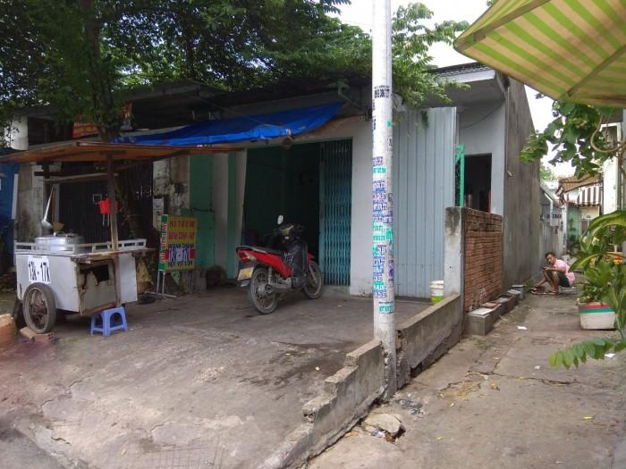 Bán dãy nhà trọ mặt đường 6, TNPB Q.9, DT 117 m2