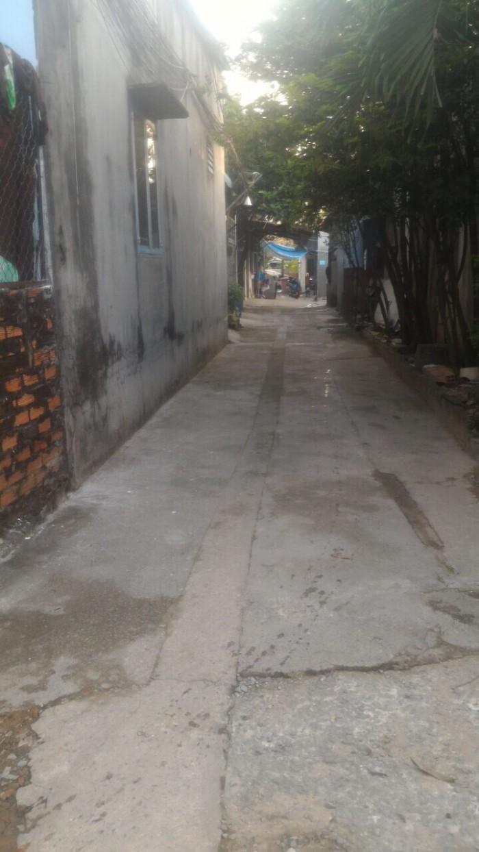 Lô Đất Có Shr 1/ Đường 138, Tân Phú Dt 46.6 M2= 1.7Ty