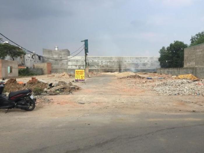 < Đầu tư lời ngay> Chú Hai Xị bán đất ở đường T12, Bình Chánh
