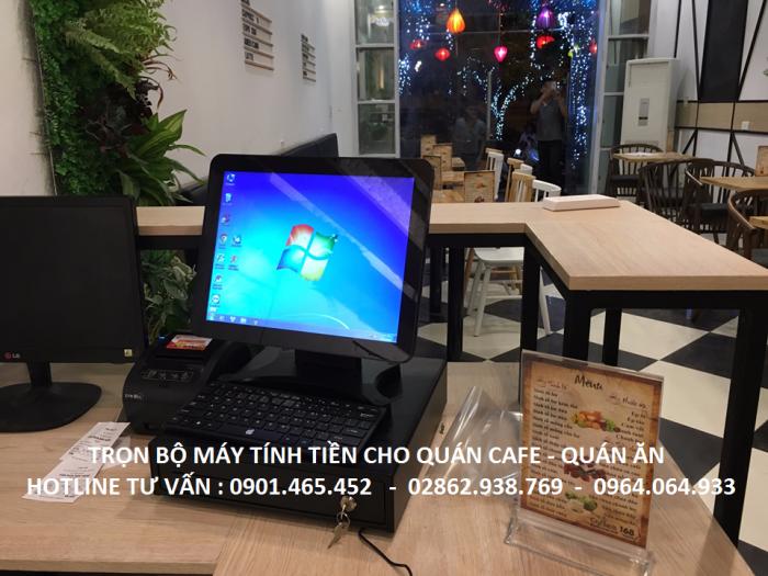 Bán Máy tính tiền cho Quán Cafe tại Nghệ An2