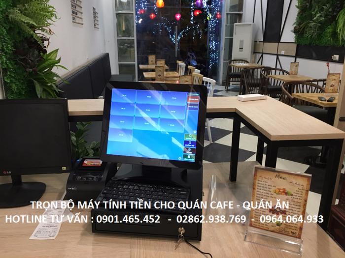 Bán Máy tính tiền cho Quán Cafe tại Nghệ An1