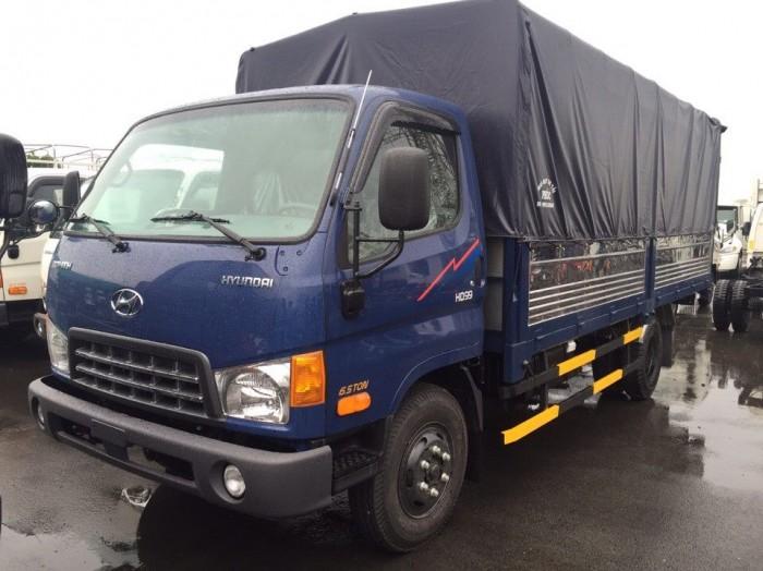 Bán xe tải HYUNDAI HD99 tải trọng 6.5 tấn , giá ưu đãi