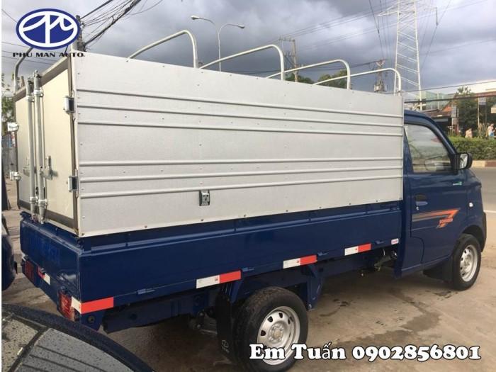 Xe tải DongBen 870 kg, EURO 4, động cơ Mỹ bao bền.