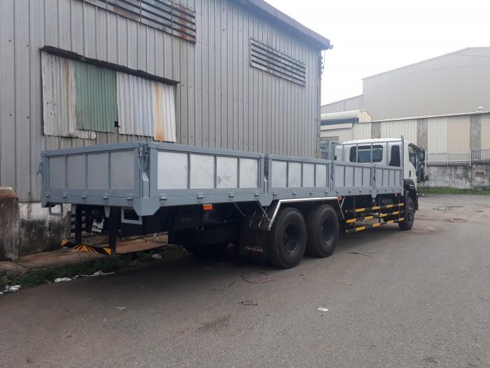 Xe tải isuzu 15 tấn thùng lửng - Trả trước 200 triệu giao luôn xe - Gọi 0978015468 (Mr Giang 24/24)