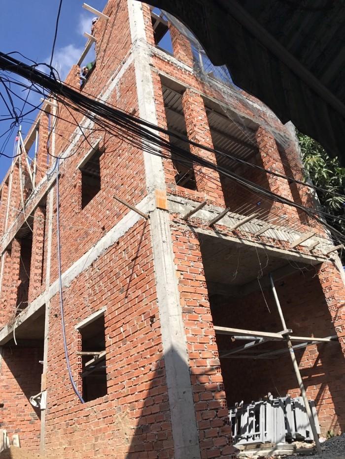 Bán nhà hẻm 2266 Huỳnh Tấn Phát, Nhà Bè, 2 lầu 3PN, giá tốt nhất cho đầu tư