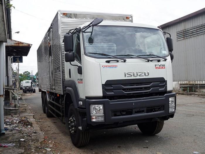 Bán xe tải isuzu 15 tấn thùng kín inox trả góp lãi suất thấp -  Trả trước 200 triệu,giao xe ngay- Gọi 0978015468 (Mr Giang 24/24)