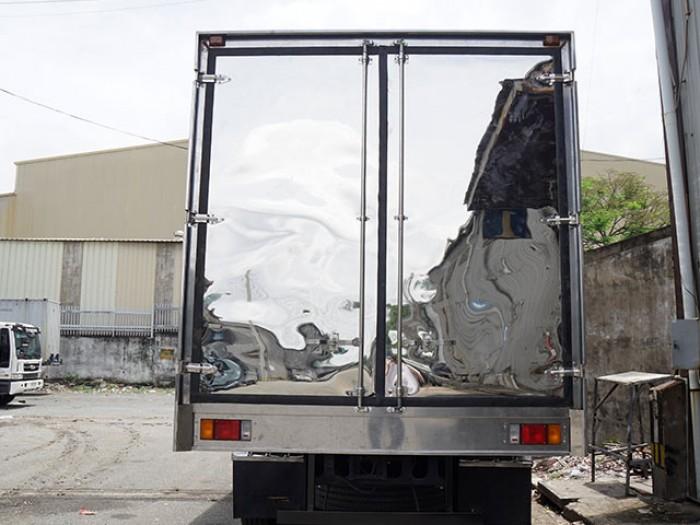 Mua xe tải isuzu 15 tấn thùng kín inox -  Trả trước 200 triệu,giao xe ngay - Gọi 0978015468 (Mr Giang 24/24)