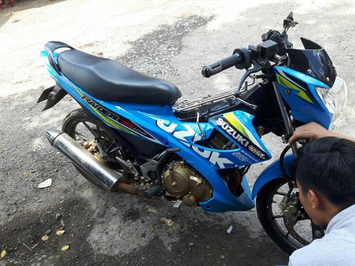 Suzuki Raider sản xuất năm 2015