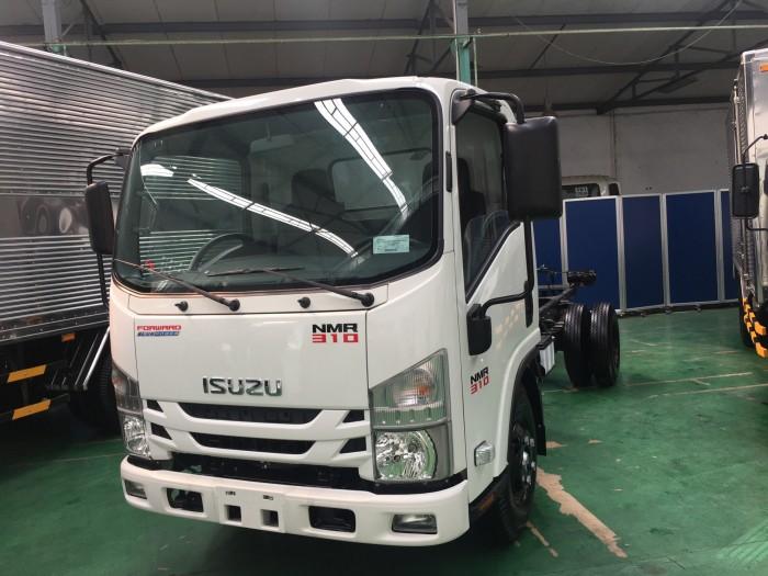 Xe tải isuzu 1t9 thùng mui bạt - Trả trước 80 triệu giao luôn xe - Gọi 0978015468 (Mr Giang 24/24)