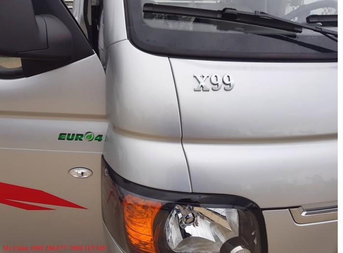 Cung cấp các loại Xe tải JAC X99 990kg /thùng lửng/thùng kín/thùng bạt, với giá cạnh tranh, hỗ trợ trả góp 4