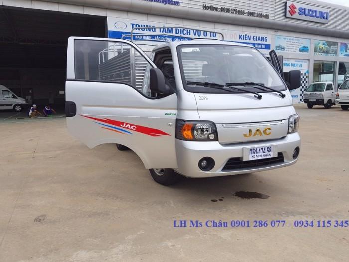 Cung cấp các loại Xe tải JAC X99 990kg /thùng lửng/thùng kín/thùng bạt, với giá cạnh tranh, hỗ trợ trả góp 1