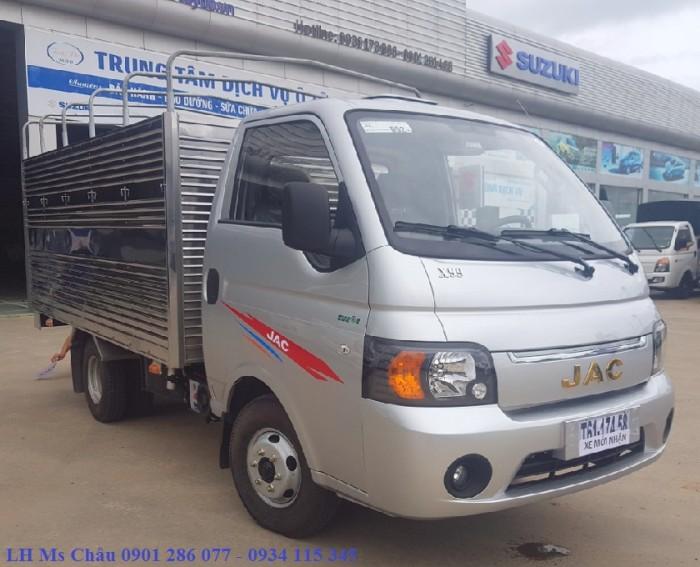 Cung cấp các loại Xe tải JAC X99 990kg /thùng lửng/thùng kín/thùng bạt, với giá cạnh tranh, hỗ trợ trả góp 3
