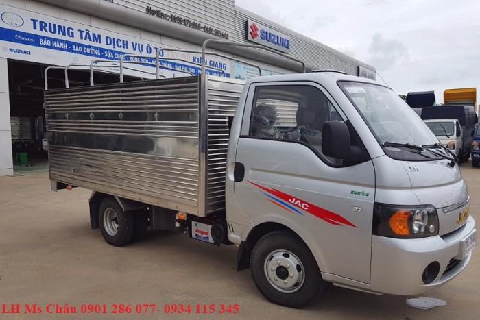 Cung cấp các loại Xe tải JAC X99 990kg /thùng lửng/thùng kín/thùng bạt, với giá cạnh tranh, hỗ trợ trả góp 2