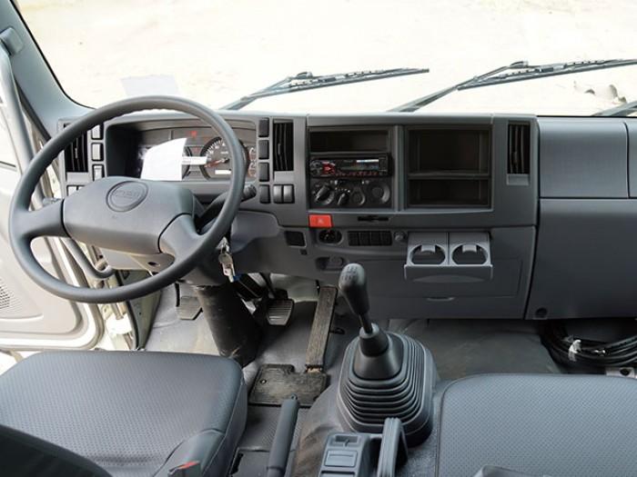 Xe tải isuzu 8t2 thùng kín inox - Trả trước 200 triệu - Gọi 0978015468 (Mr Giang 24/24)