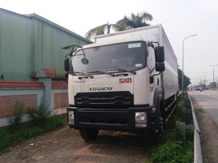 Bán xe tải isuzu 8t2 thùng kín inox - Trả trước 200 triệu - Gọi 0978015468 (Mr Giang 24/24)