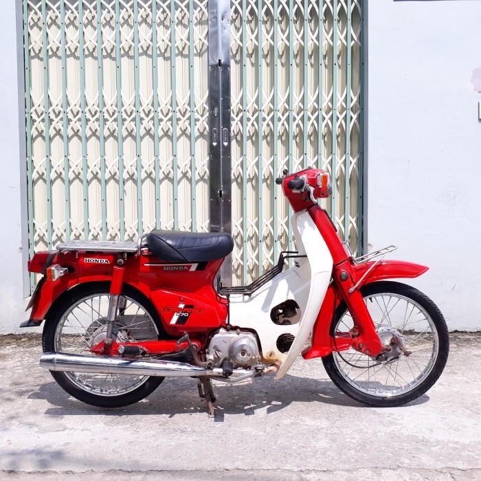 Cub DD Nhật Bản màu Đỏ nguyên bản biển Hà Nôi 29