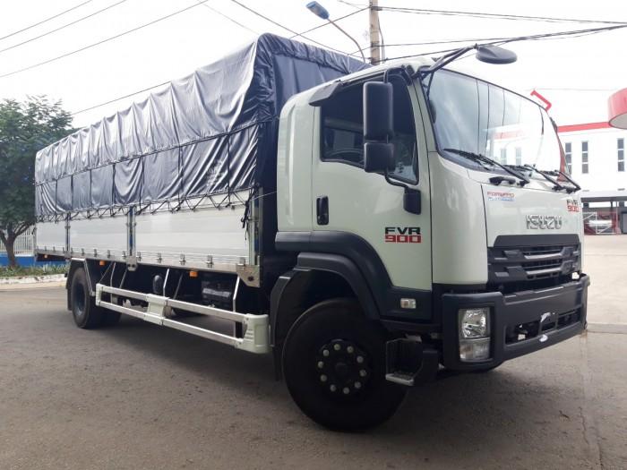 Xe tải isuzu 8t2 thùng mui bạt - Trả trước 200 triệu giao luôn xe - Gọi 0978015468 (Mr Giang 24/24)