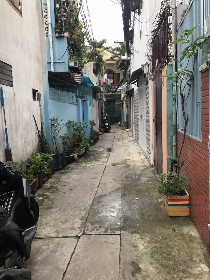 Bán nhà cấp 4 đường Thích Quảng Đức quận Phú Nhuận