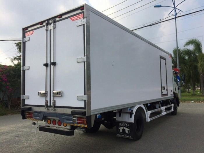 Mua xe tải isuzu 6t2 thùng đông lạnh trả góp lãi suất thấp - Trả trước 100 triệu giao luôn xe - Gọi 0978015468 (Mr Giang 2424/)
