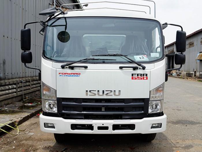 Khuyến mãi mua xe tải isuzu 6t2 thùng mui bạt - Trả trước 100 triệu giao luôn xe - Gọi 0978015468 (Mr Giang 24/24)