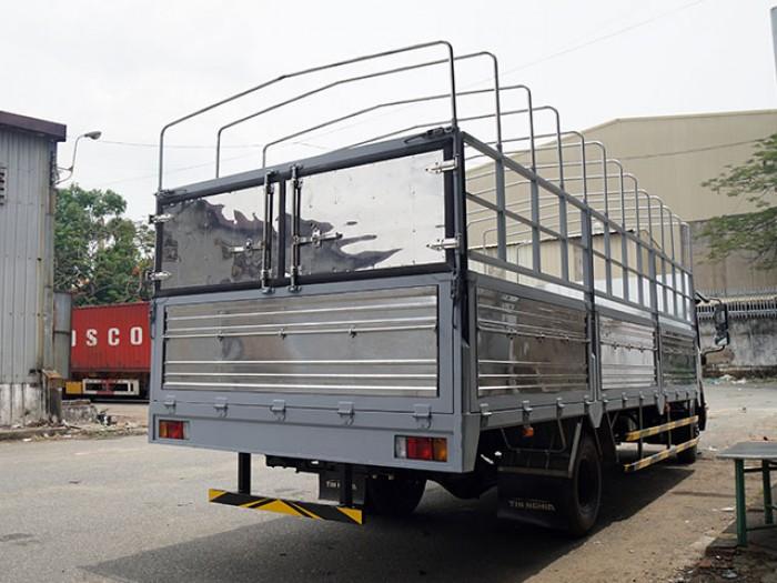 Bán xe tải isuzu 6t2 thùng mui bạt - Trả trước 100 triệu giao luôn xe - Gọi 0978015468 (Mr Giang 24/24)