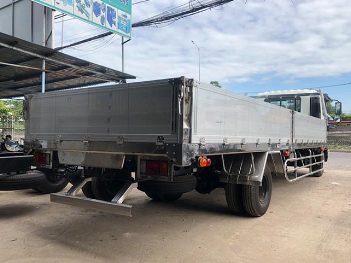 Xe tải isuzu 6t2 thùng lửng - Trả trước 100 triệu giao luôn xe - Gọi 0978015468 (Mr Giang 24/24)