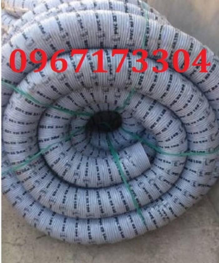 Ống gân nhựa hút bụi hút khí D120. D150. D200. D250. D300 giá rẻ